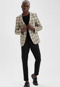 DeFacto - Blazer jacket - brown - 1