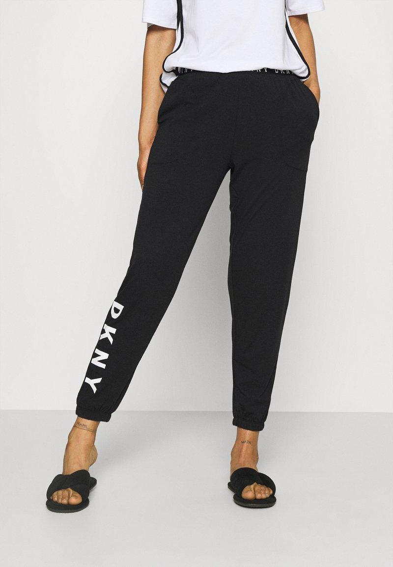 DKNY Intimates - CASUAL FRIDAY - Bas de pyjama - black