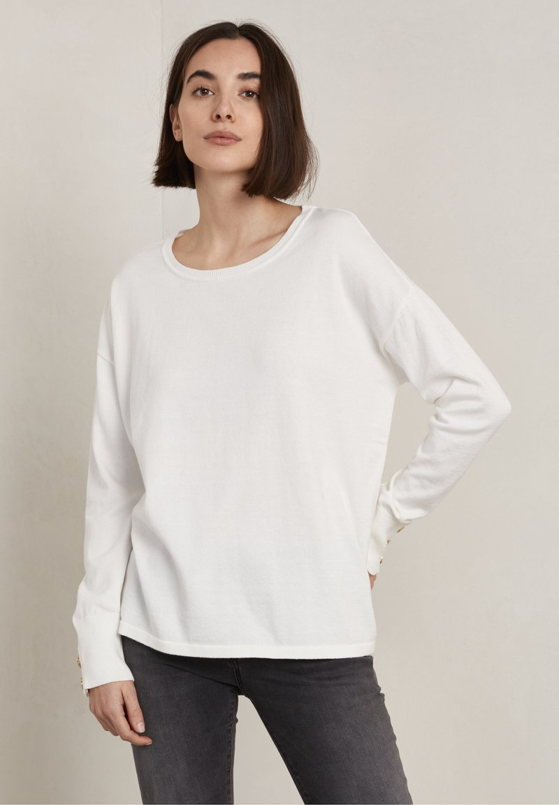 Hunkydory - Jumper - off-white