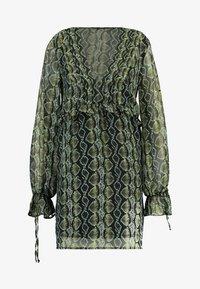 Denham - VALENCIA DRESS - Day dress - olive - 6