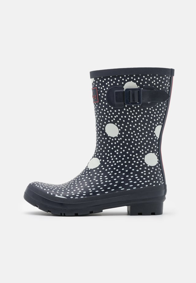 WELLY - Gummistiefel - navy