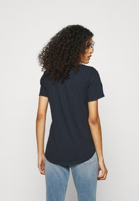 Abercrombie & Fitch - Basic T-shirt - navy - 2