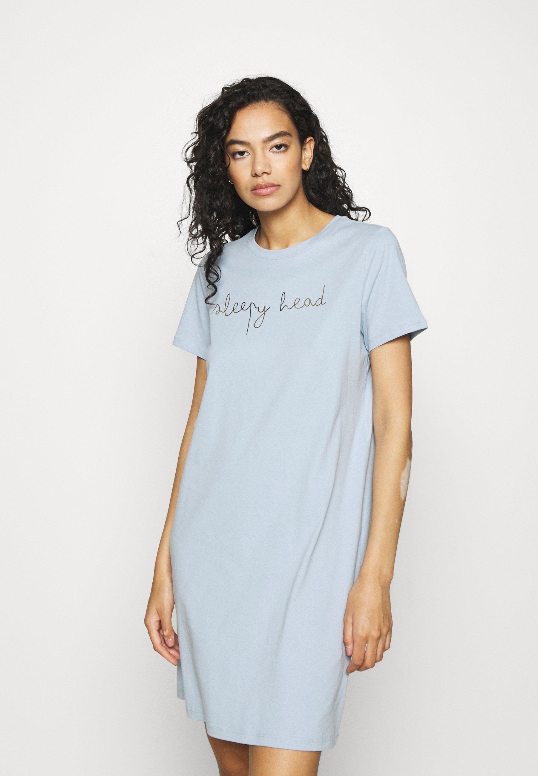Damen ONLEMELIE NIGHTWEAR DRESSSWEET DREAMS NIGHT DRESS - Nachthemd