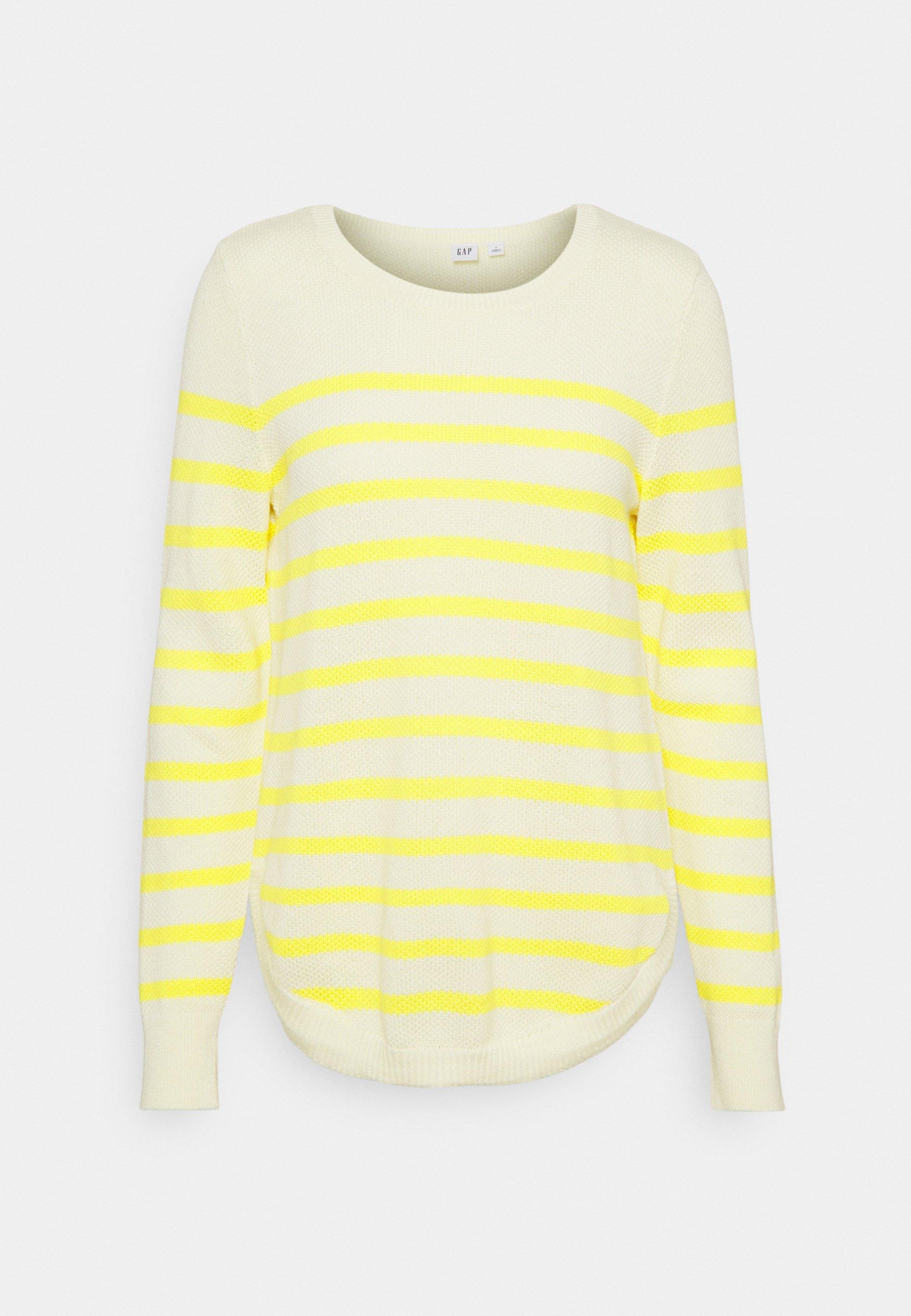 Femme CURVE HEM CREW - Pullover
