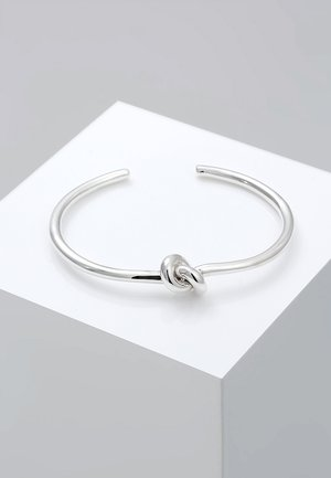 KNOTEN - Bracelet - silver-coloured