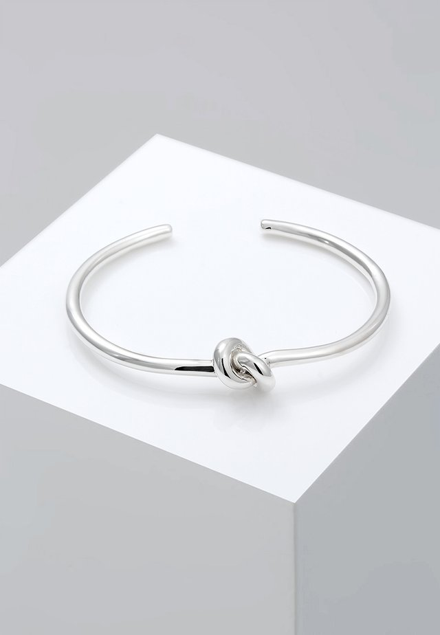 KNOTEN - Armband - silver-coloured