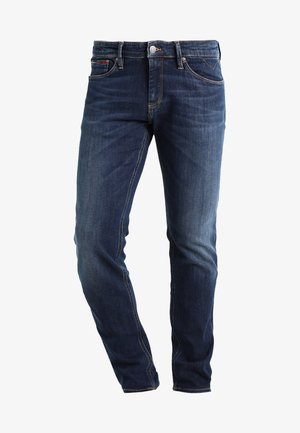 SLIM SCANTON - Slim fit jeans - dynamic true dark