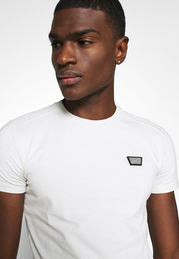 Antony Morato SUPER SLIM FIT - T-shirt basic - ice/jasnoszary Odzież Męska OTUC