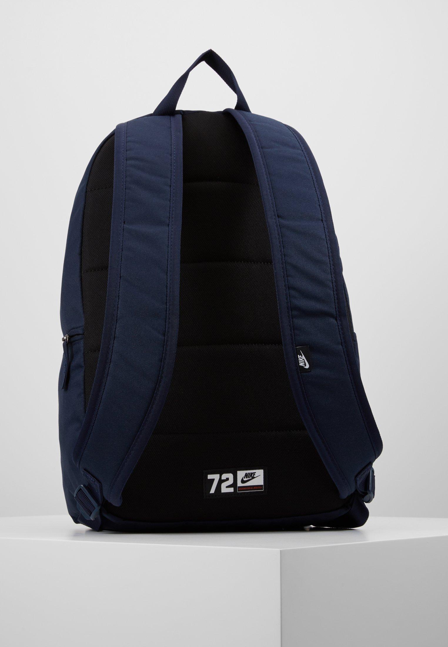 Nike Sportswear HERITAGE - Ryggsekk - obsidian/atmosphere grey/blå Si5me4jyZJnJd9p
