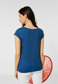Street One - Print T-shirt - blau - 1
