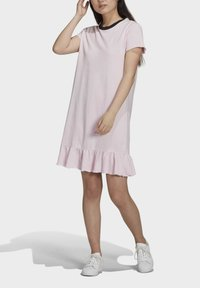 adidas Originals - Day dress - pink - 0