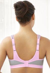 Glamorise - Push-up bra - pink/grau - 1