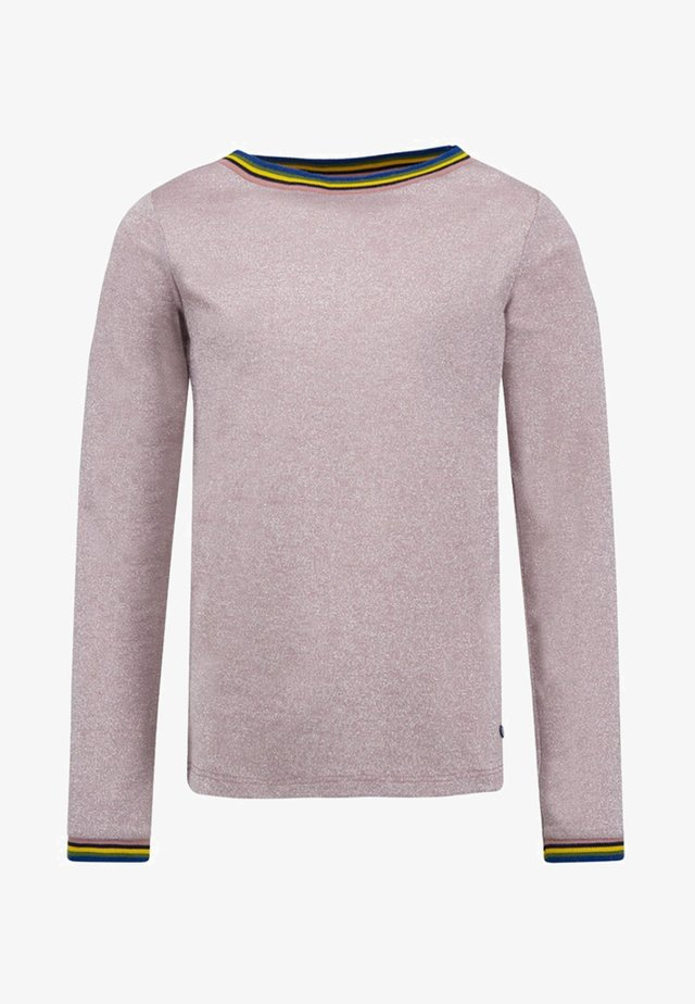 GERA - Long sleeved top - dusty pink
