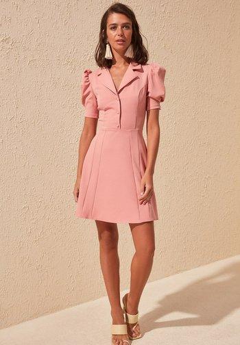 SIYAH - Shirt dress - pink