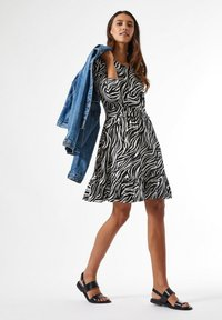 Dorothy Perkins - Day dress - black - 0