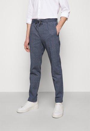 EAMES - Trousers - dark blue