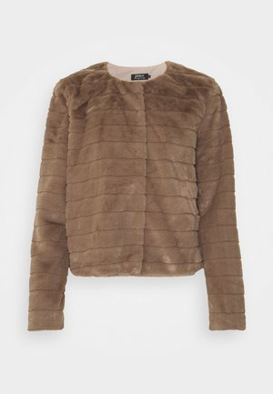 ONLLOUISE JACKET - Giacca invernale - taupe gray
