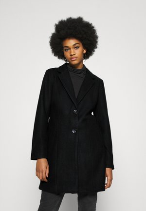 ONLCARMEN - Classic coat - black