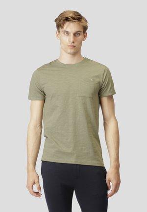 KOLDING - T-shirt basic - dusty green