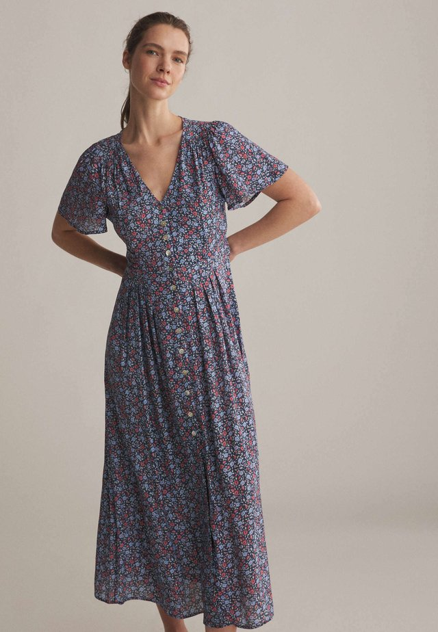 FLORAL  - Robe d'été - blue