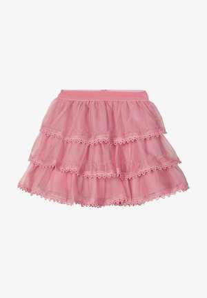 A-line skirt - wild rose