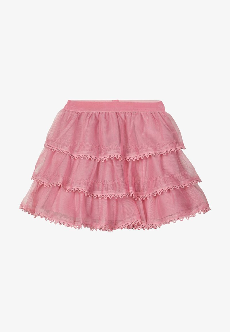 Name it - A-line skirt - wild rose