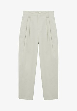 MINT - Trousers - aquamarijn