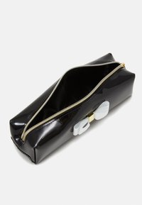 Ted Baker - HOLLEEY BOW BRUSH CASE - Pencil case - black - 2