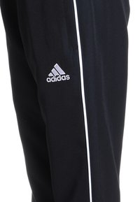 adidas Performance - CORE - Tracksuit bottoms - black/white - 2