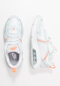 Nike Sportswear - Sneakers - white/teal tint/pure platinum/hyper crimson - 3