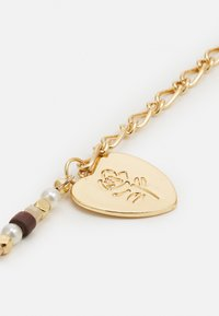 Pieces - PCMATATA NECKLACE  - Necklace - gold - 2