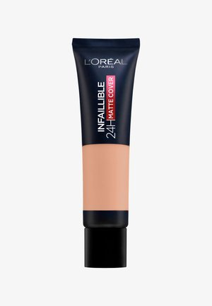 INFAILLIBLE 24H MATTE COVER - Foundation - 145 beige rose/rose beige