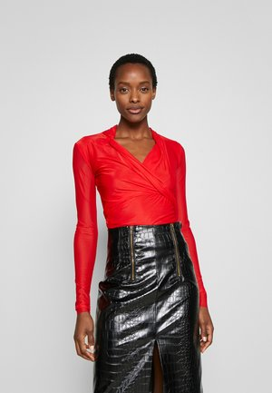 PUCCA COPRISPALLE MAGLINA - Blouse - red