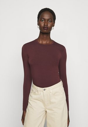 ASIAGO - Long sleeved top - brown