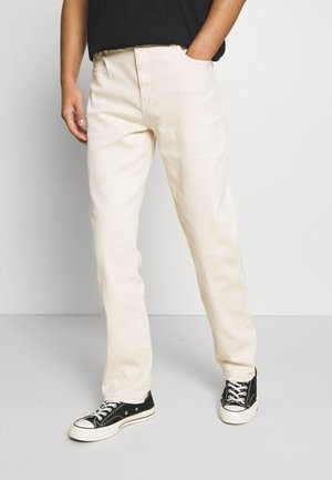 BREEZE - Jeans relaxed fit - cream