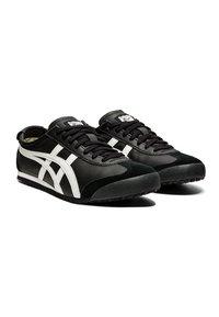 Onitsuka Tiger - MEXICO 66 - Sneakers basse - black/white - 1