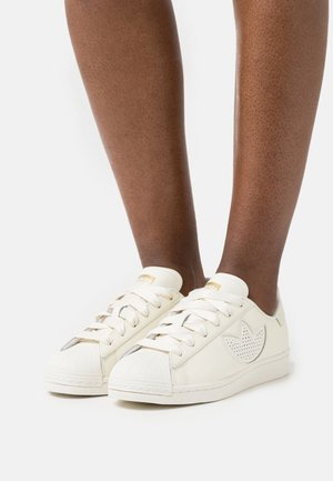SUPERSTAR - Zapatillas - offwhite/gold metallic
