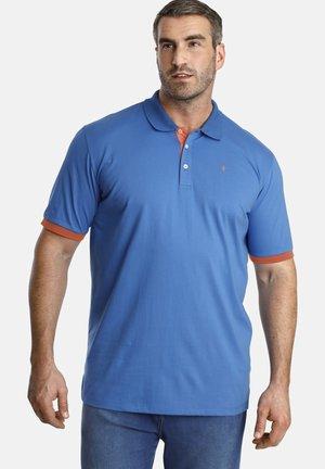 DERMOT - Polo shirt - blue