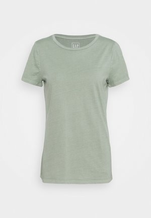 VINT CREW - Camiseta básica - light green