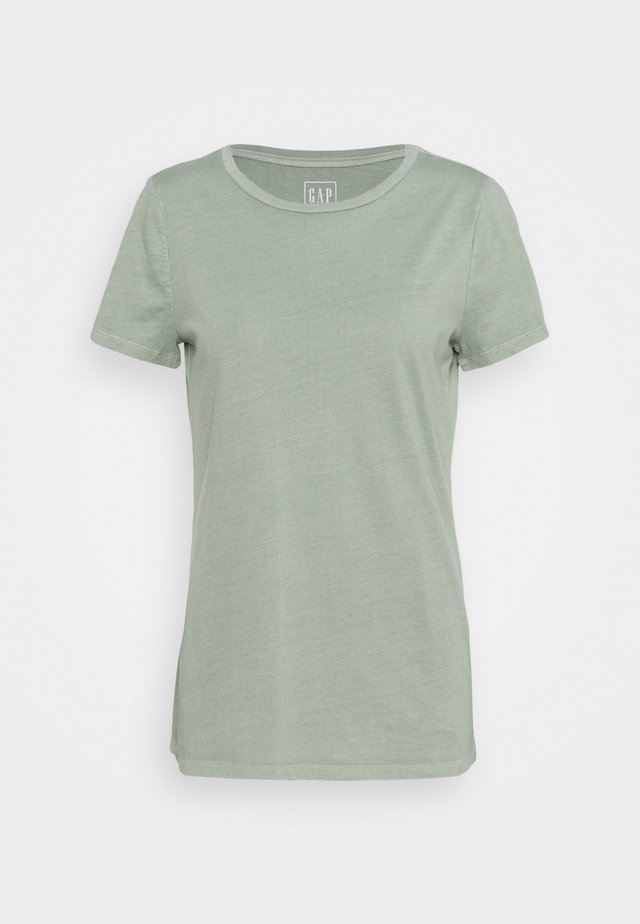VINT CREW - T-shirts basic - light green