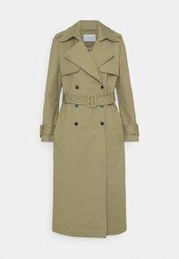 PUKA - Trenchcoat - sage green
