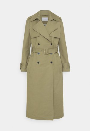PUKA - Trenchcoat - sage green