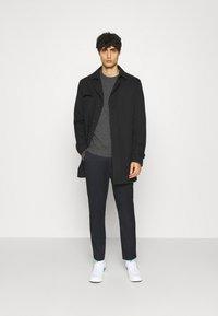 Farah - ROSECROFT - Stickad tröja - farah grey - 1