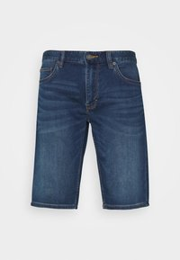 s.Oliver - Denim shorts - blue denim - 3