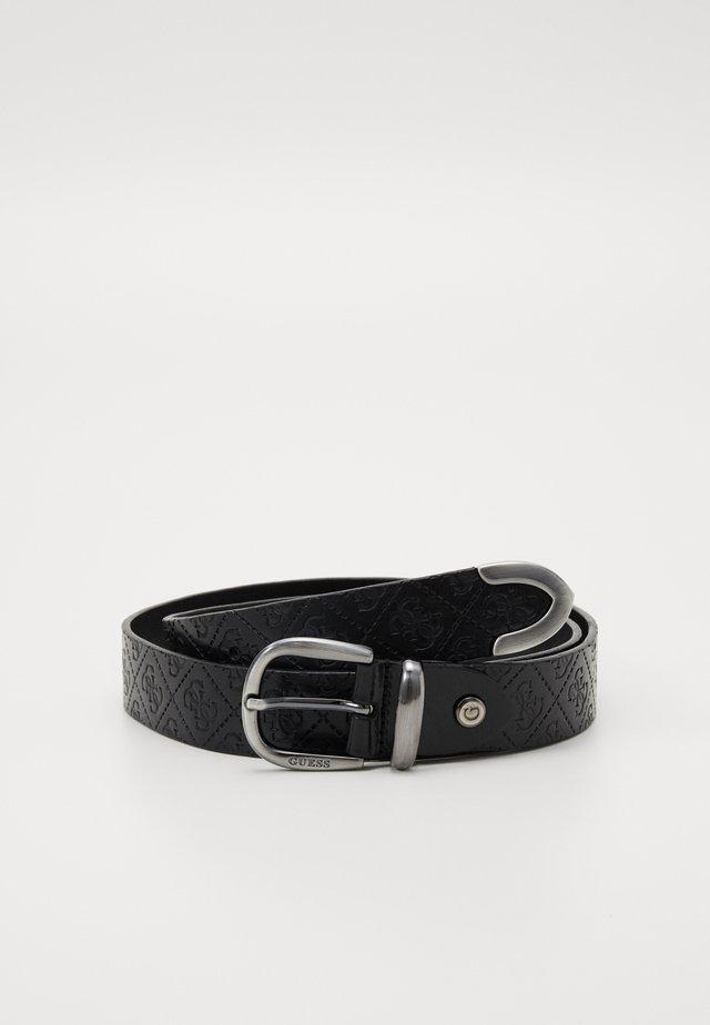 ADJUSTABLE BELT - Cintura - black
