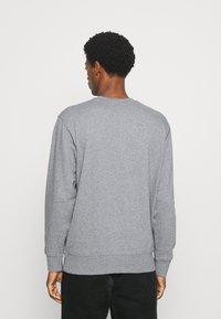 Selected Homme - SLHJASON CREW NECK - Sweatshirt - medium grey melange - 2