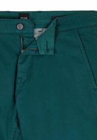 BOSS - SCHINO - Chinos - dark green - 5