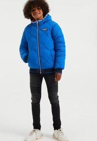 WE Fashion - reversibel - Winter jacket - blue - 2