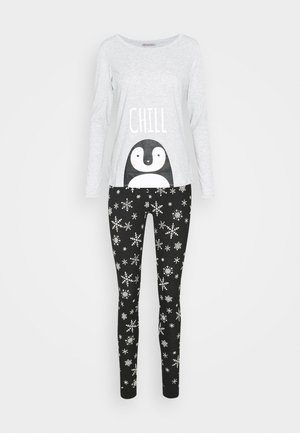 SET - Pyjamas - black