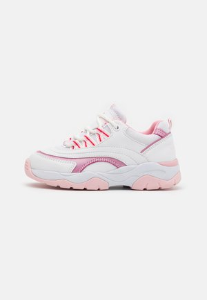 Sneakers - white/rose